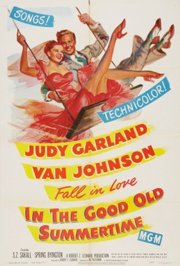 Постер фильма Старым добрым летом (1949)