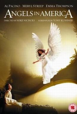 Постер фильма Ангелы в Америке (2003)