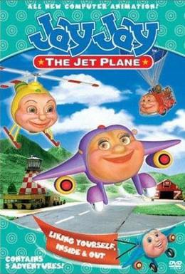 Постер фильма Реактивный самолетик Джей-Джей (2001)