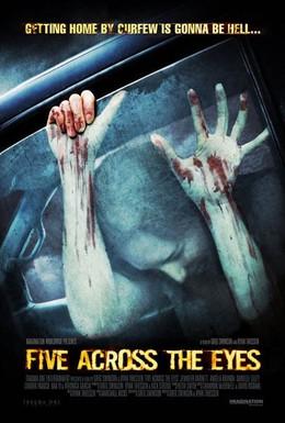 Постер фильма Глаза страха (2006)