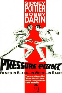 Постер фильма Точка давления (1962)