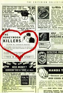 Постер фильма Убийцы медового месяца (1970)