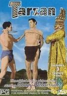 Тарзан и женщина-леопард (1946)
