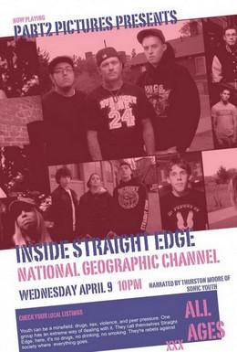 Постер фильма Движение Стрейт Эдж: Взгляд изнутри (2008)