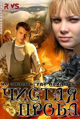 Постер фильма Чистая проба (2011)