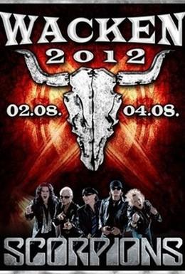 Постер фильма Scorpions: Live in Wacken (2012)