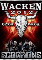 Scorpions: Live in Wacken (2012)