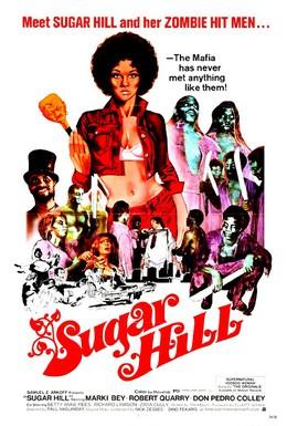 Постер фильма Шугар Хилл (1974)