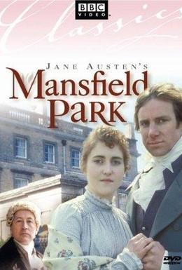 Постер фильма Мэнсфилд Парк (1983)