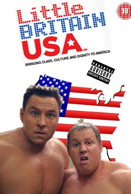 Постер фильма Ваша Бриташа в Америке (2008)
