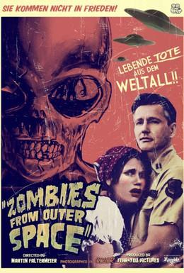 Постер фильма Зомби из открытого космоса (2012)