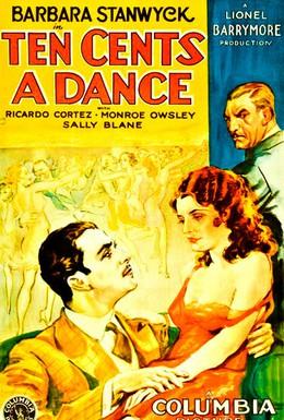 Постер фильма Танец за десять центов (1931)