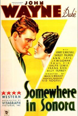 Постер фильма Где-то в Соноре (1933)