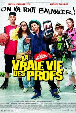 Постер фильма Удивительная жизнь учителей (2013)