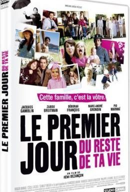 Постер фильма Первый день оставшейся жизни (2008)