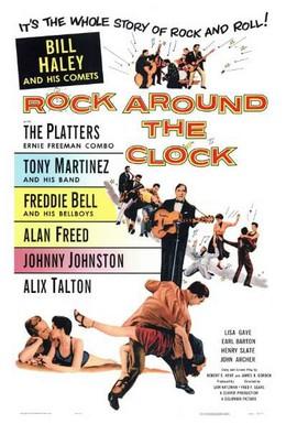 Постер фильма Рок круглые сутки (1956)