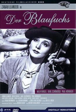 Постер фильма Голубая лиса (1938)