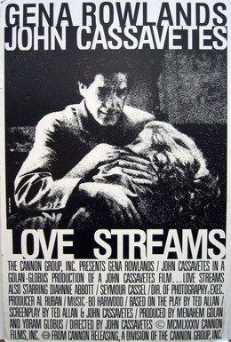 Постер фильма Потоки любви (1984)
