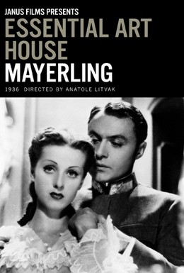 Постер фильма Майерлинг (1936)