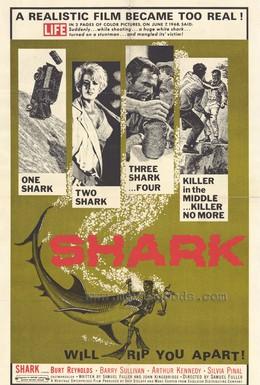 Постер фильма Людоед (1969)