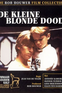 Постер фильма Смерть маленького блондина (1993)