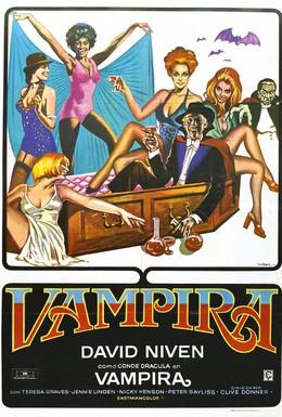 Постер фильма Старый кровосос (1974)