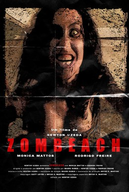 Постер фильма Зомбопляж (2011)