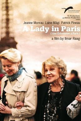 Постер фильма Эстонка в Париже (2012)