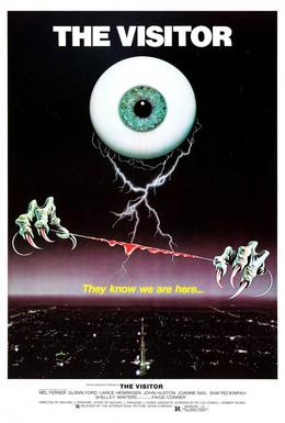 Постер фильма Посетитель (1979)