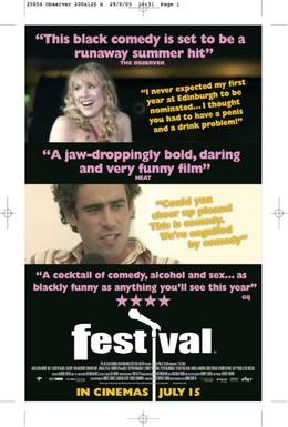 Постер фильма Фестиваль (2005)