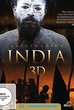 Постер фильма Очаровательная Индия (2014)
