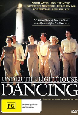 Постер фильма Танцы у маяка (1997)