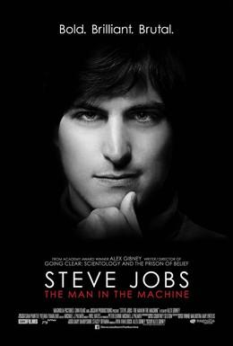 Постер фильма Стив Джобс: Человек в машине (2015)