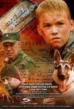 Постер фильма Путевка в жизнь (2013)
