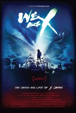 Постер фильма Мы – X (2016)