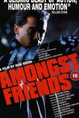 Постер фильма Среди друзей (1993)
