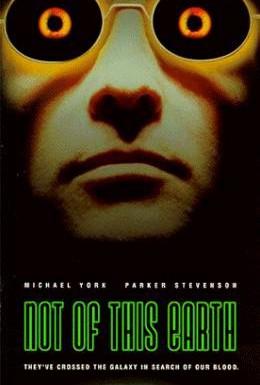 Постер фильма Зловещие пришельцы (1995)