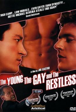Постер фильма Неугомонные голубые парнишки (2006)