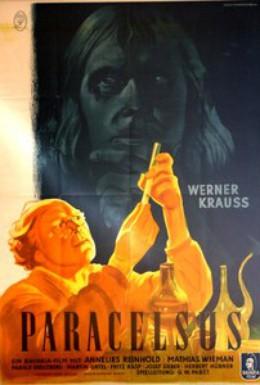 Постер фильма Парацельс (1943)