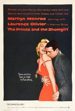 Постер фильма Принц и танцовщица (1957)