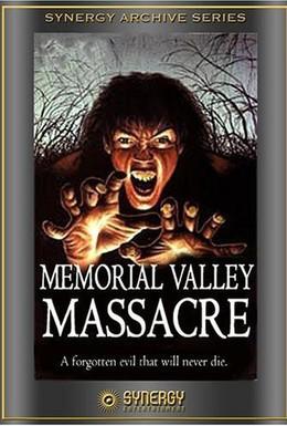 Постер фильма Резня в Мемориальной долине (1989)