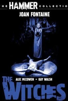 Постер фильма Ведьмы (1966)