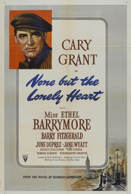 Постер фильма Только одинокое сердце (1944)
