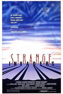 Постер фильма Странные захватчики (1983)