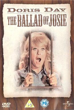 Постер фильма Баллада о Джози (1967)