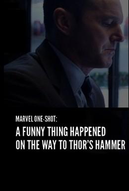 Постер фильма Короткометражка Marvel: Забавный случай на пути к молоту Тора (2011)