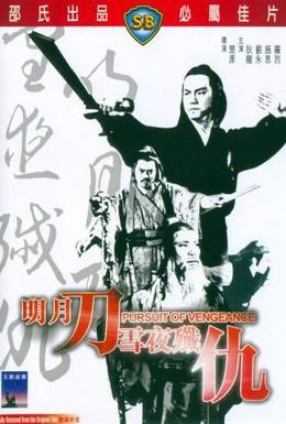 Постер фильма Стремление к мести (1977)