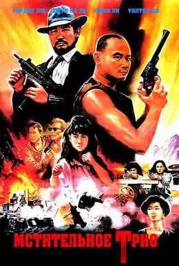 Постер фильма Мстительное трио (1989)