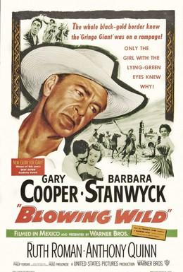 Постер фильма Дующий ветер (1953)