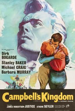 Постер фильма Королевство Кэмпбелла (1957)